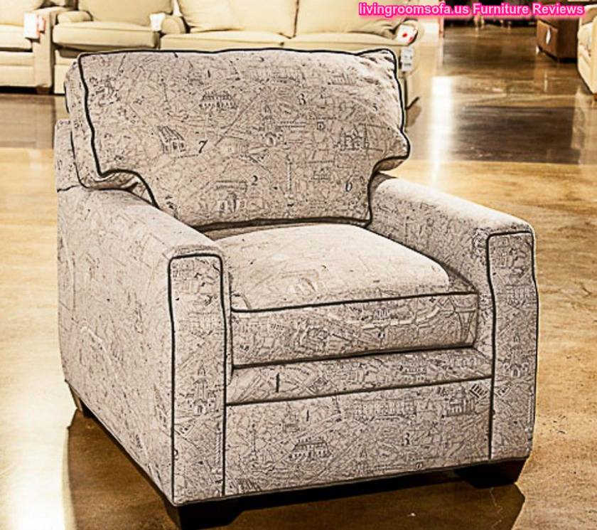 accent arm chair design for living room