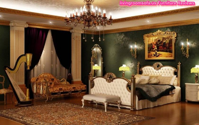 Amazing Classic Bedroom Furniture Designs