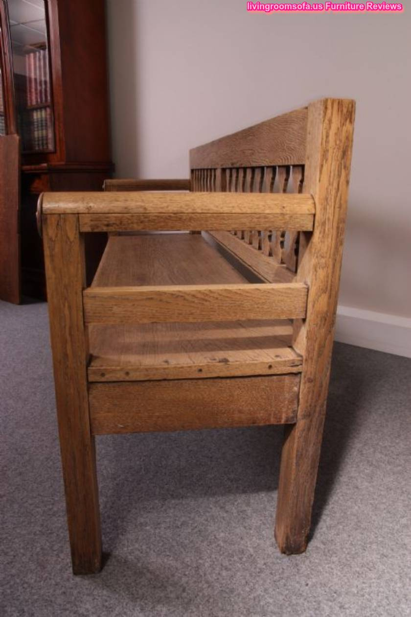 Antique Settee Benches
