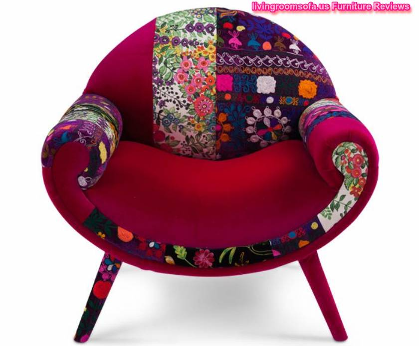 Awesome smiley patchwork chair design ideas for Awesome chair designers