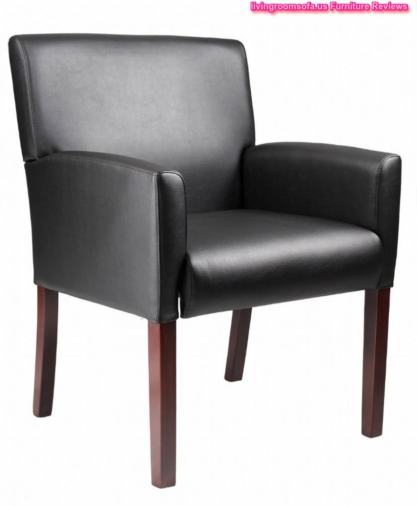 Black leather accent chairs for less design for Design for less furniture