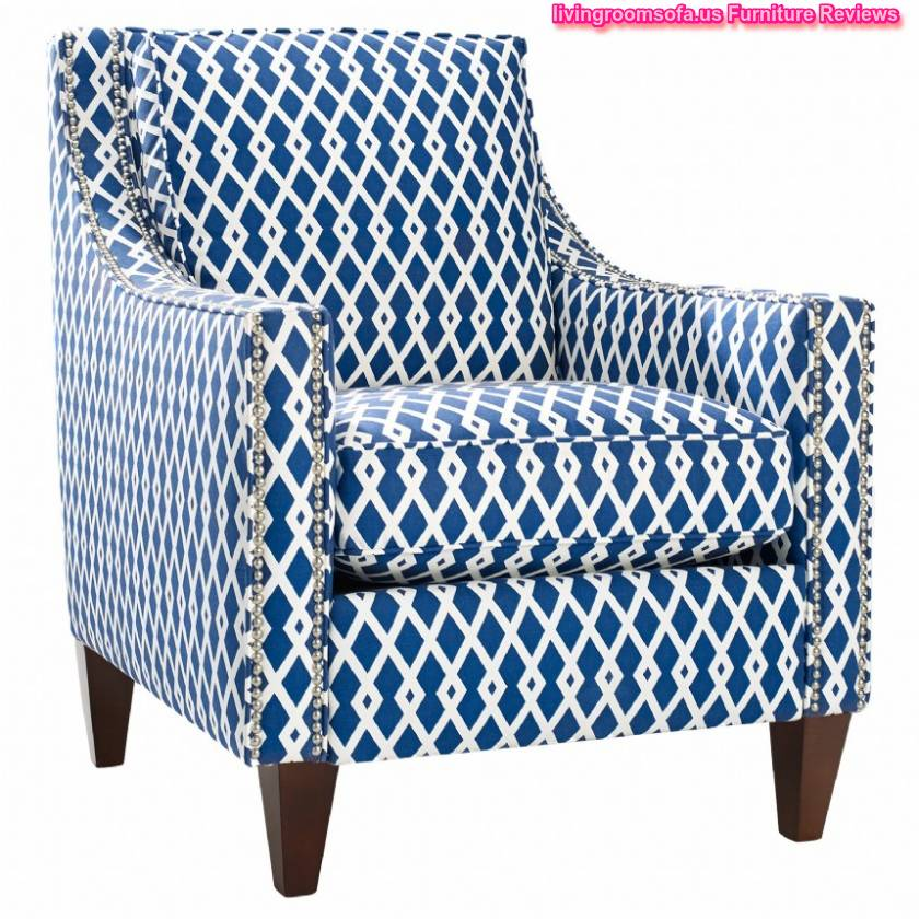 Accent arm chairs random designs for Patterned living room chair