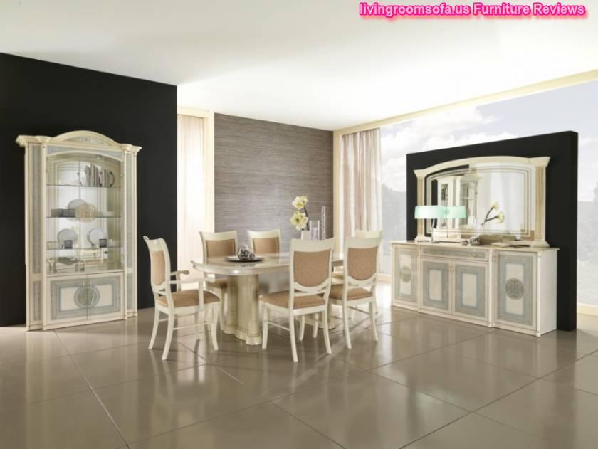 Casual Dining Room Avant Garde Furniture Design