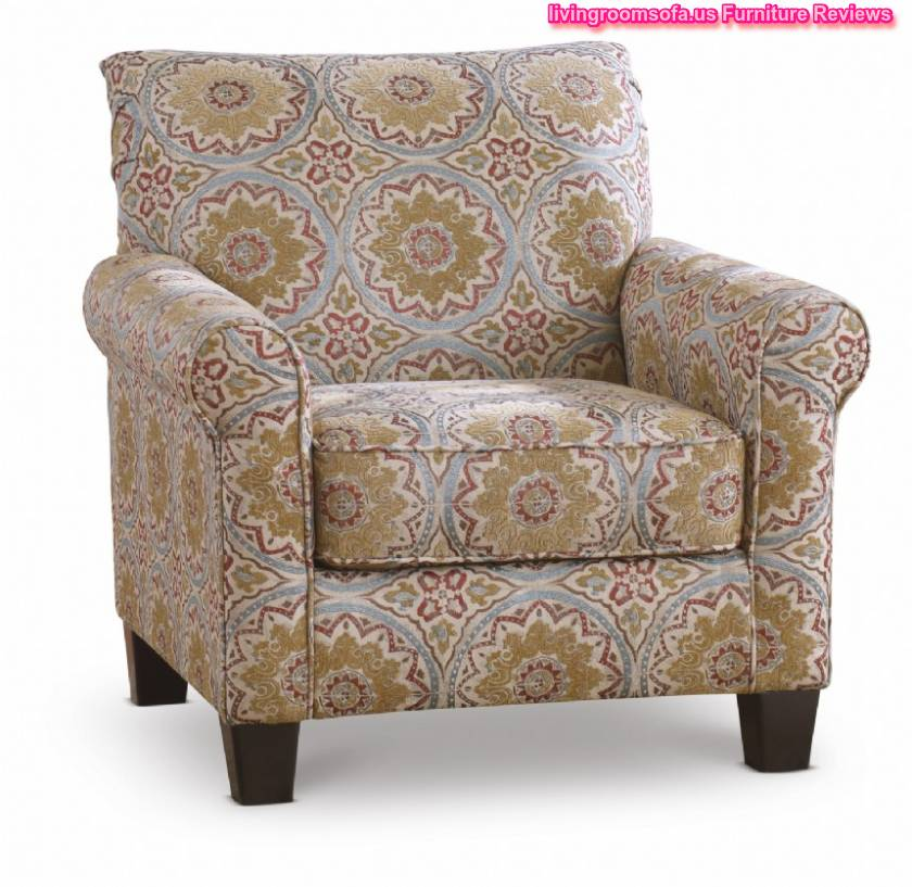 Classic Accent Chair For Living Room