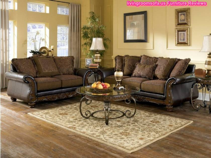 classic furniture for living room - North Shore Living Room Set