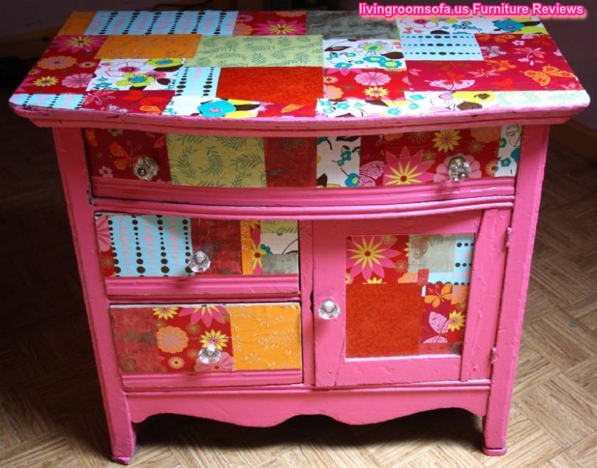 Colorful Cool Dressers For Kids