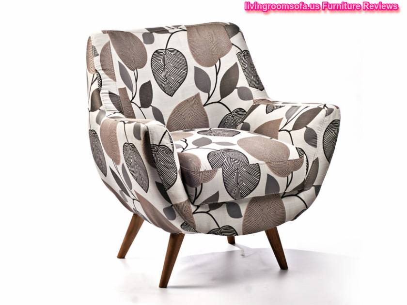 Contemporary Accent Chairs And Modern Bergere