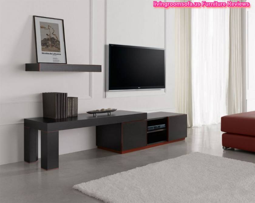 Contemporary Modern Tv Stands In Living Room