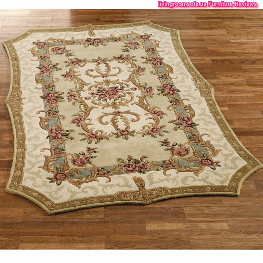 Decorative area rugs round rugs touch of class for Round area rugs for living room