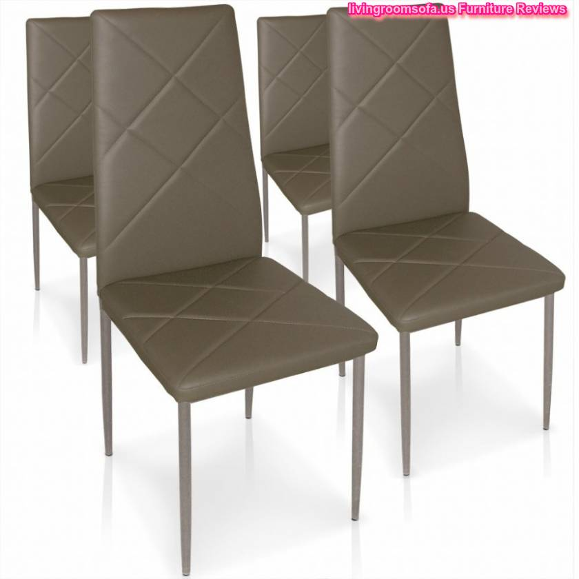 Gray Leather Chaises Design Ideas