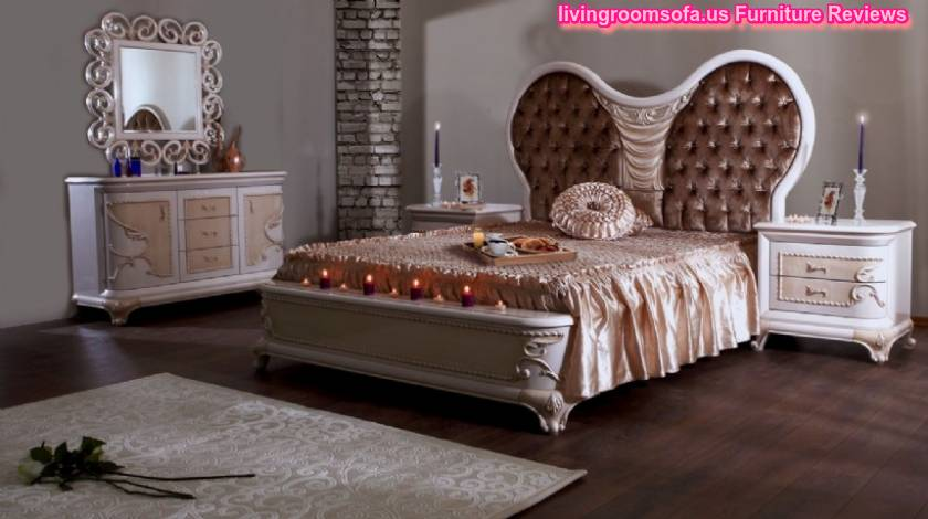Heart Classic Bedroom Furniture Designs