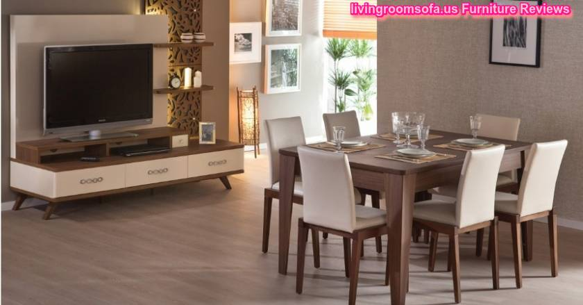 Modern Beige Casual Dining Room Furniture Furniture Designs Ideas