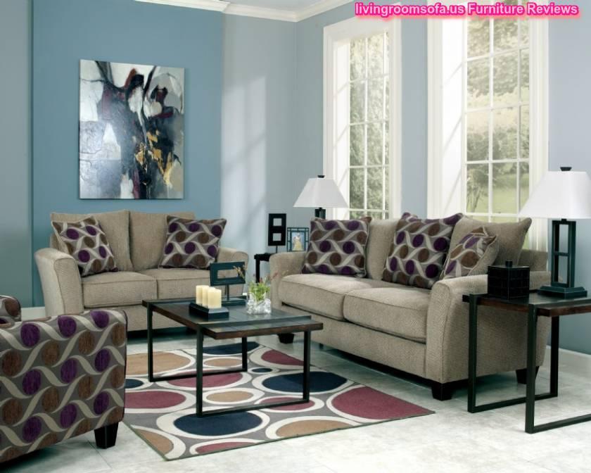 modern furniture living room sets design