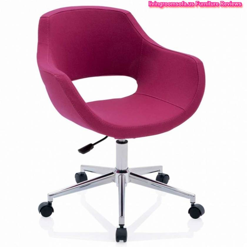 Pink Chair Design For Gaming