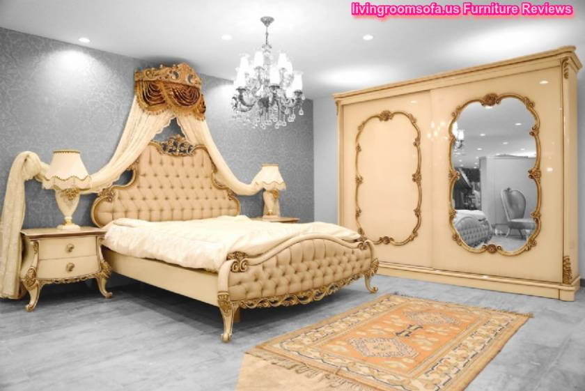Princess classic bedroom furniture designs for Princess style bedroom furniture