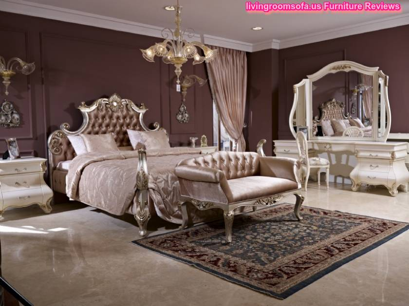 Silver classic bedroom furniture designs for Classic bedroom design
