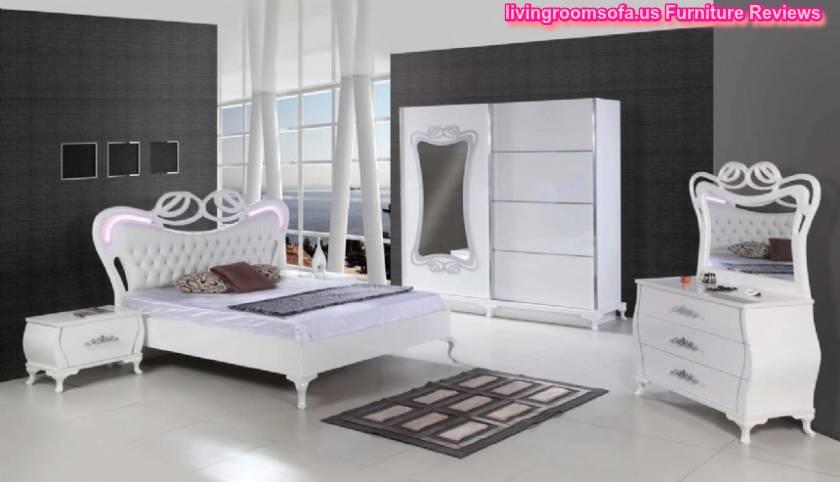 Snow Classic Bedroom Simple Design Ideas