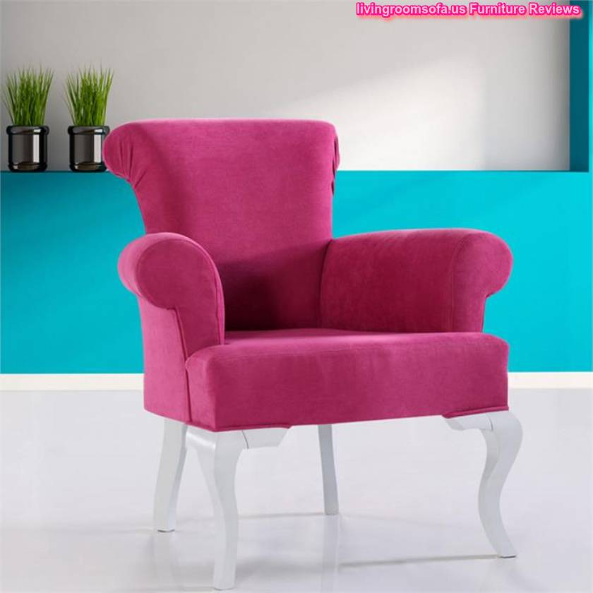 The Most Amazing Pink Contemporary Accent Chairs