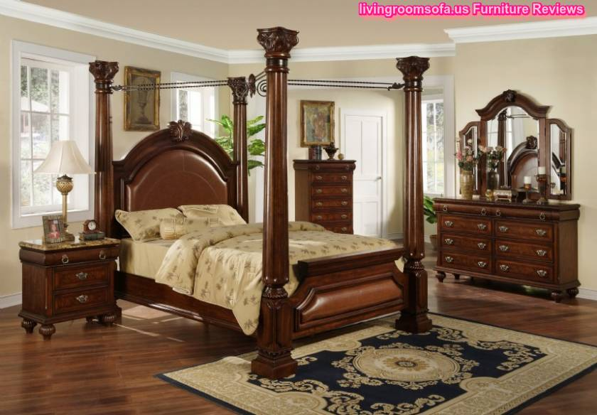 The most beaufitul classic bedroom ashley furniture for Classic bedroom furniture designs