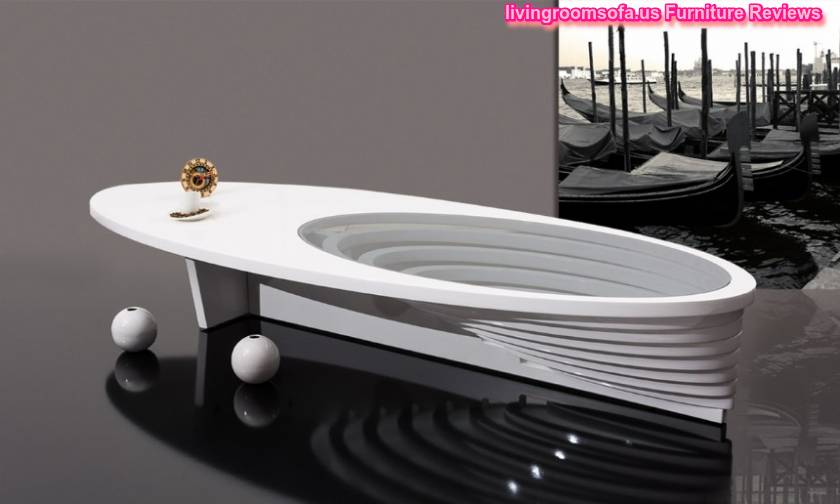 The Most Beaufitul Contemporary Coffee Tables