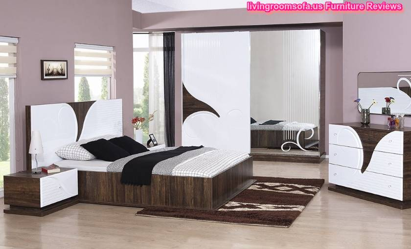 the most beaufitul modern bedroom bed sets design