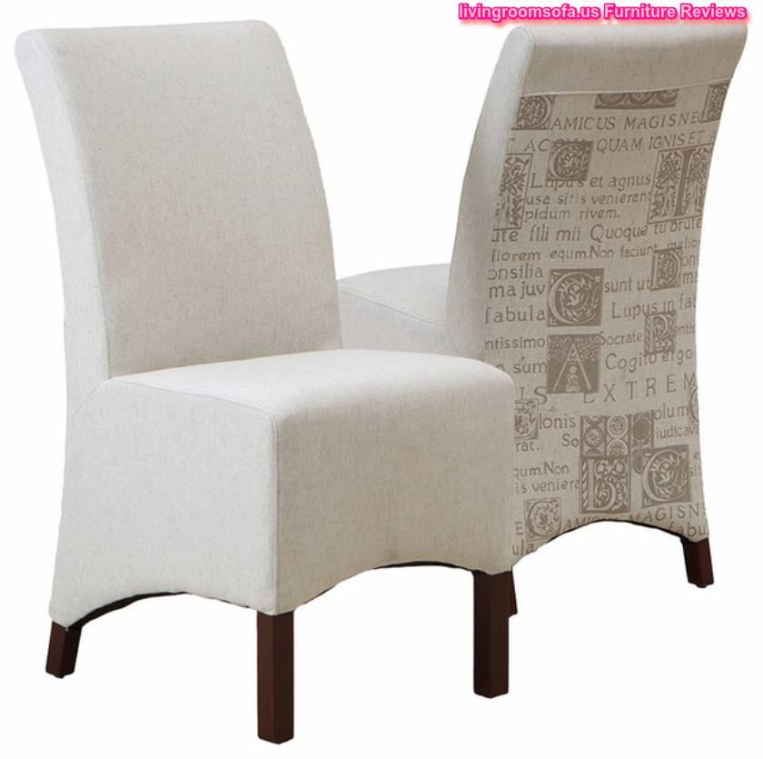 White contemporary dining chairs for White dining chairs modern