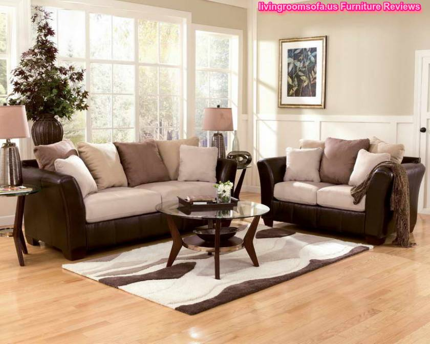 Ashley Living Room Furniture carved wood classic sofa ashley furniture