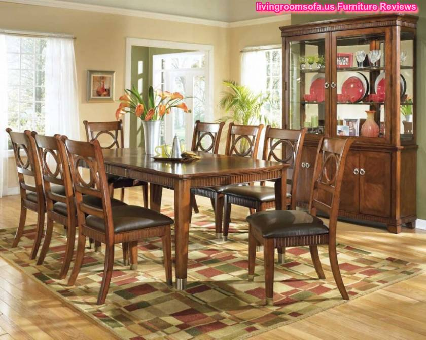 Casual dining room ideas casual dining room oak chairs for Breakfast room furniture ideas