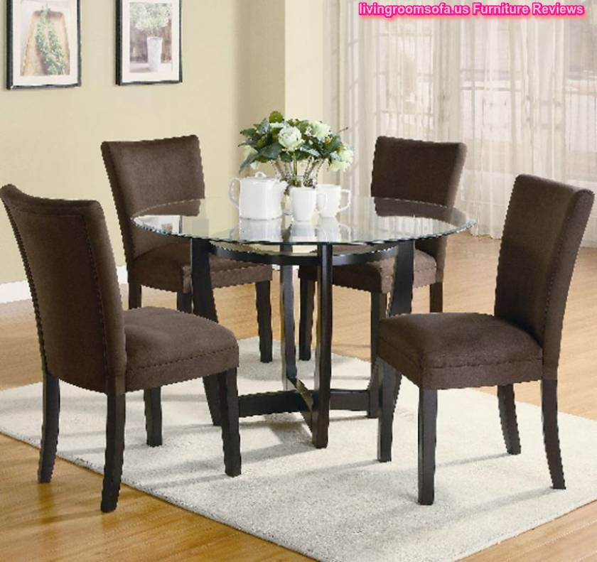 Casual dining sets for dining room furniture round and for Informal dining room sets