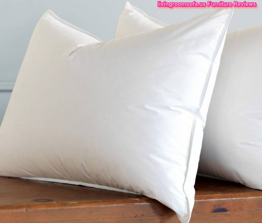 Cool Bed Pillows Cool Classic Bed White Pillows