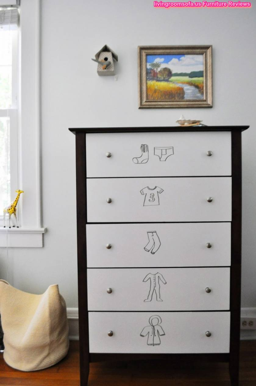 Cool Diy Your Kids Room Dresser Decor Ideas