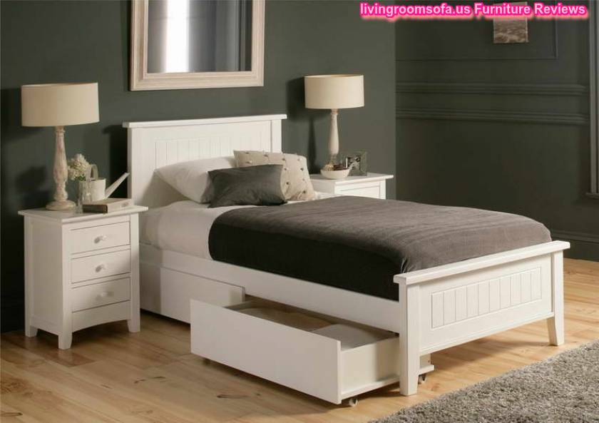 cool white bed frames with desk lamps - Unique Bed Frames