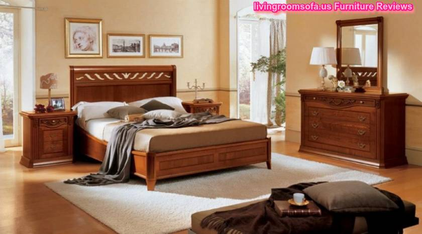 Elegant Classic Bedroom Furniture Designs