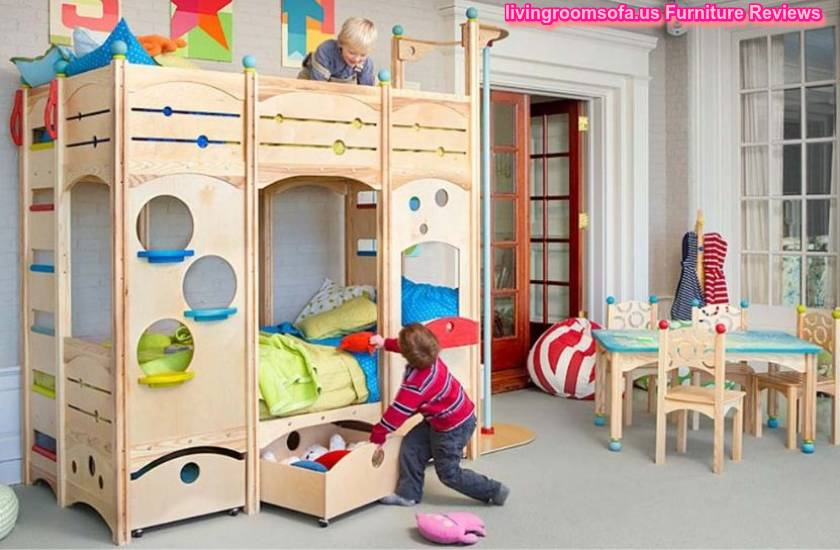 Great Kids Furniture Design Boys Style Playroom Design Ideas