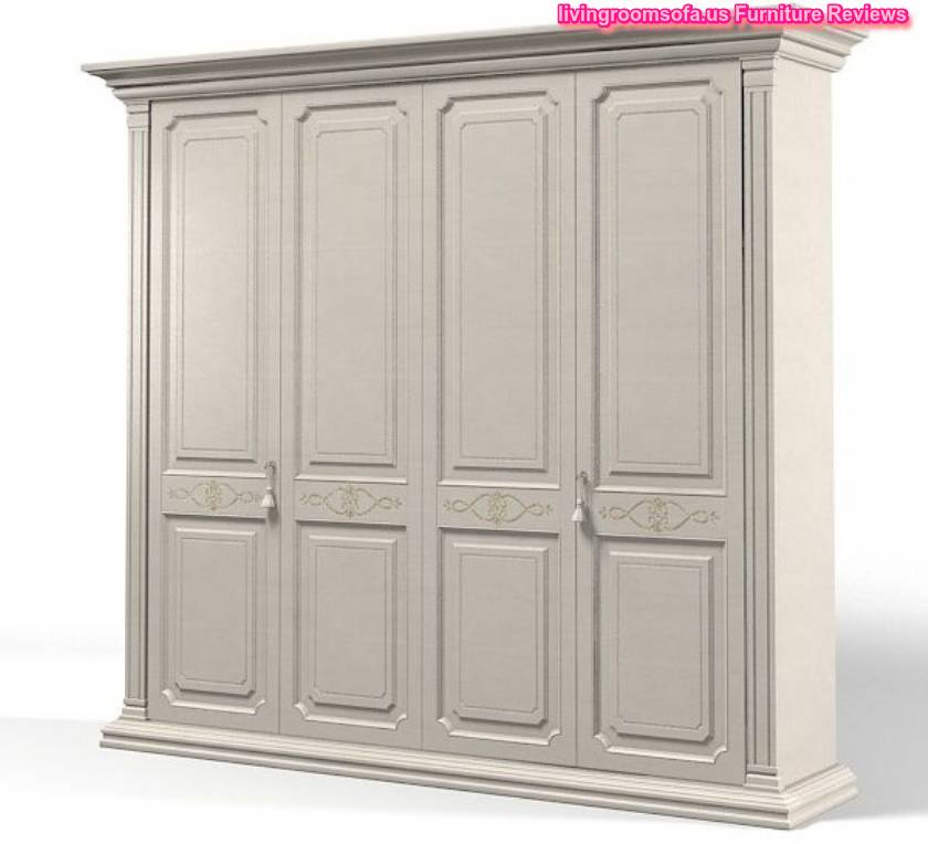 modern bedroom chabby chic armoire wardrobe mirror door