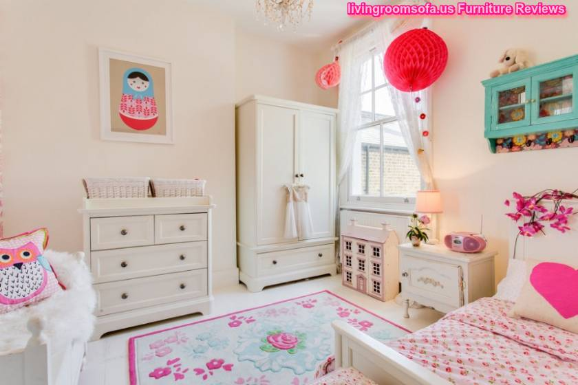 London White Dressers Color Schemes Eclectic Kids
