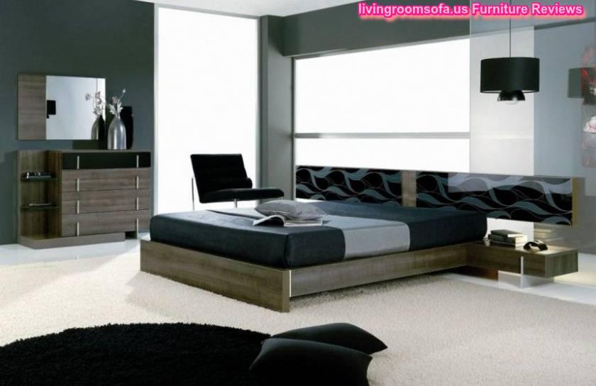 Modern Interior Design Bedroom Furniture Idea