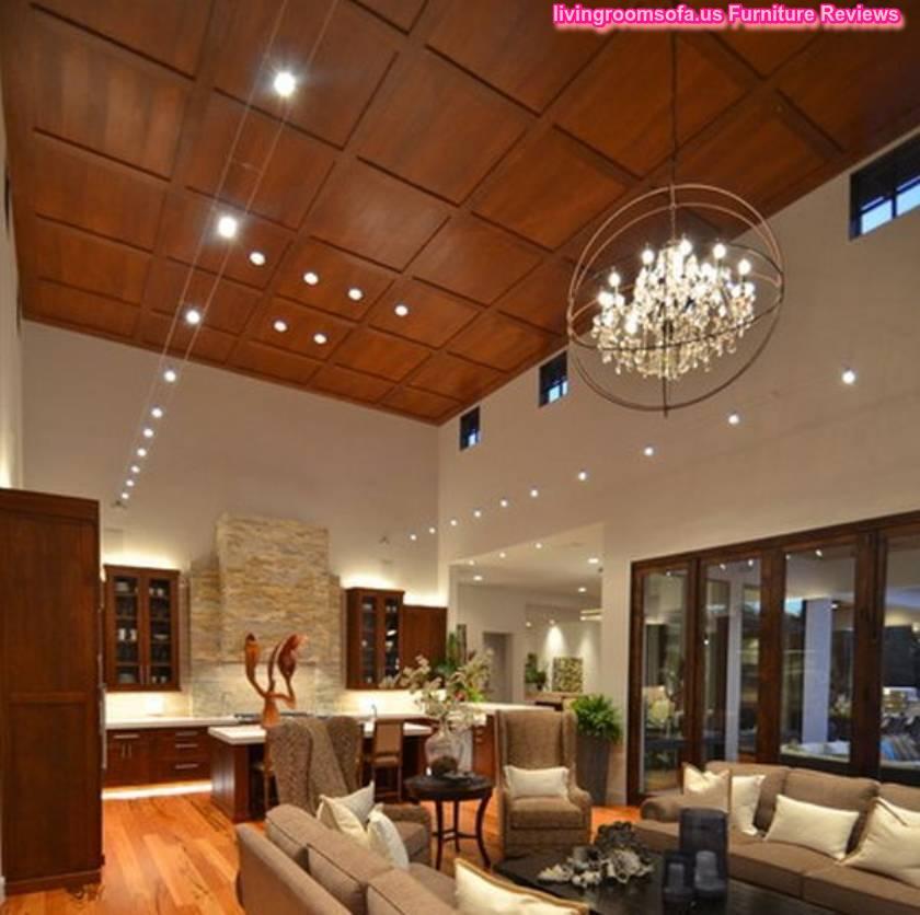 Modern Living High Ceiling Ceiling Lights For Living Room