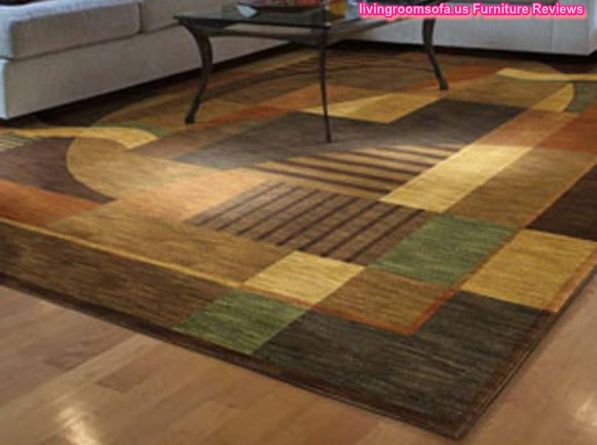 Excellent area rugs designs ideas - Living room area rugs contemporary ...