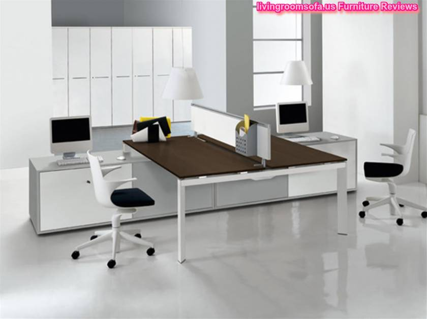 Modern Office Furniture And Different Style Office