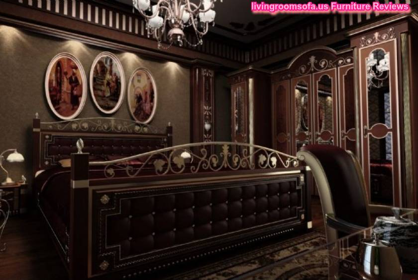 Mysterious classic bedroom furniture designs for Classic design furniture