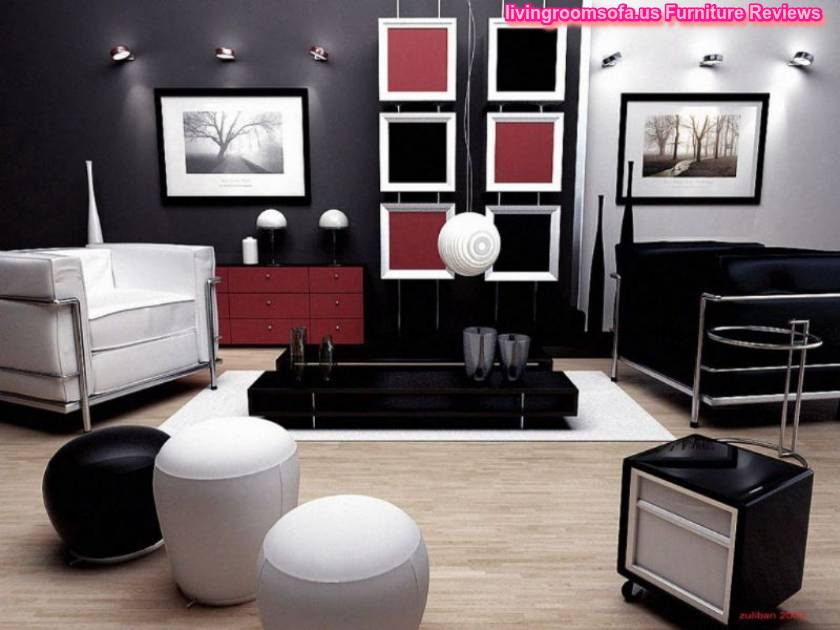 red and black living room furniture coffe table ottomans. Black Bedroom Furniture Sets. Home Design Ideas