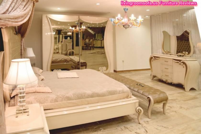Sweet Nights Classic Bedroom Furniture Design