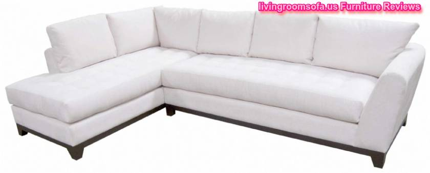 White Affordable Sectionals Sofas With Custom Slipcovers