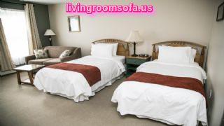 2 Twin Beds Design Ideas