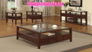 Amazing Exterior Cherry Occasional Tables Designs