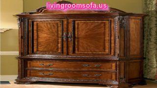 Amazing Antique Bedroom Armoire Wardrobe