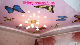 Amazing Butterfly Ceiling Lights For Living Room Design