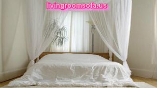 Awesome Bedroom Curtain Design For Wedding