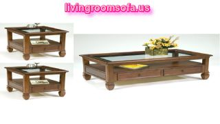 Awesome Cherry Occasional Tables Designs